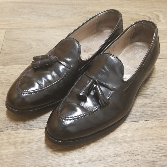 4781c4ff3e6 Alden Other - Alden x Brooks Brothers 770 Tassel Loafers 11B